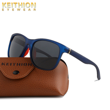 KEITHION Polarized Sunglasses Mens Driving Shades Male Sun Glasses For Men Retro Cheap Luxury Women Brand Designer UV400 Gafas