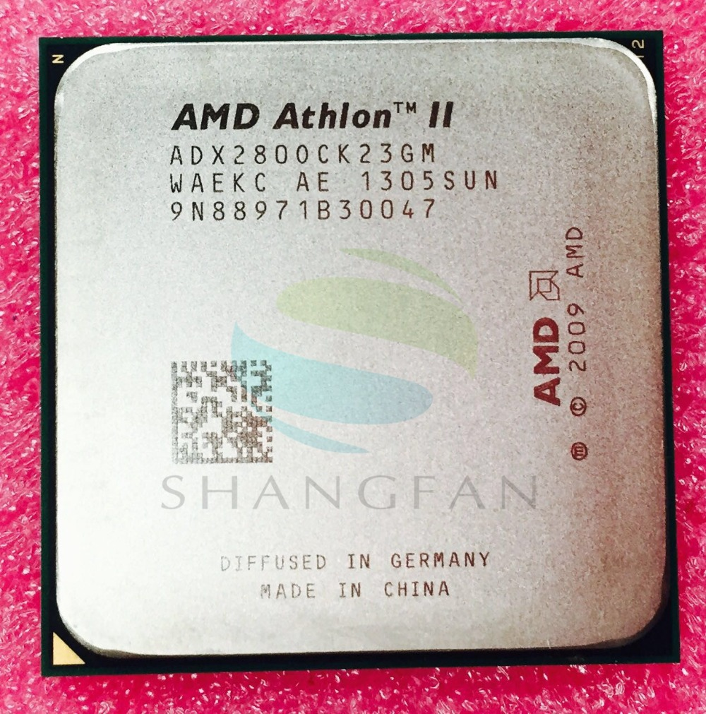 AMD Phenom X2 280 3.6 GHz Dual-Core CPU Processeur ADX280OCK23GM Socket AM3 938pin