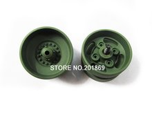 HENGLONG 1:16 1/16 plastic idler wheels for Heng Long 3889-1  German Leopard2 A6 rc tank toy parts