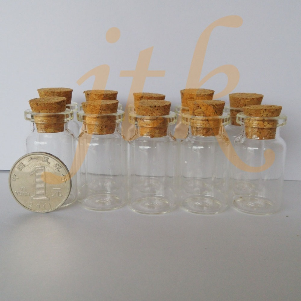 100pcs 7ml small glass vials with cork tops bottles Little empty jars 22*40mm 100pcs 4ml small glass vials with cork tops bottles little empty jars 22 25mm
