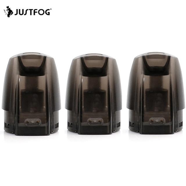 justfog minifit  Original JUSTFOG Minifit Pod 3 Units for JUSTFOG minifit Starter Kit ...
