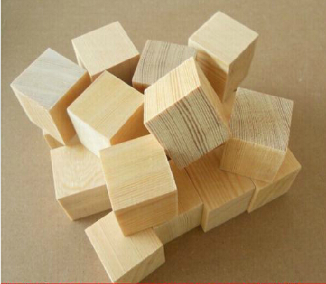Natural unfinished hardwood craft wood blocks pine wood for Where to buy wood blocks for crafts