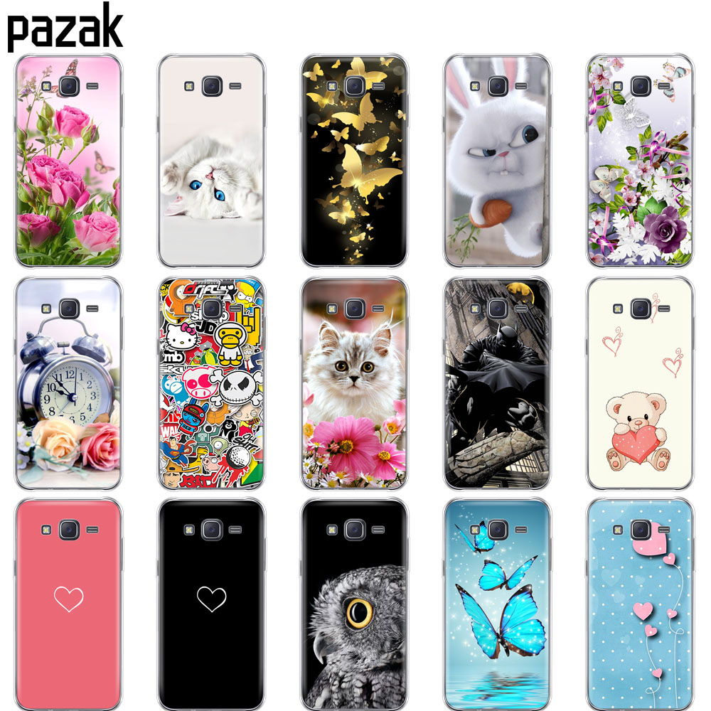 1831807cde5 silicone Case For Samsung Galaxy J7 2015 Case phone Cover For Samsung  Galaxy J7 2015 SM-J700F 5.5 inch J700 J7008 J700F J700H