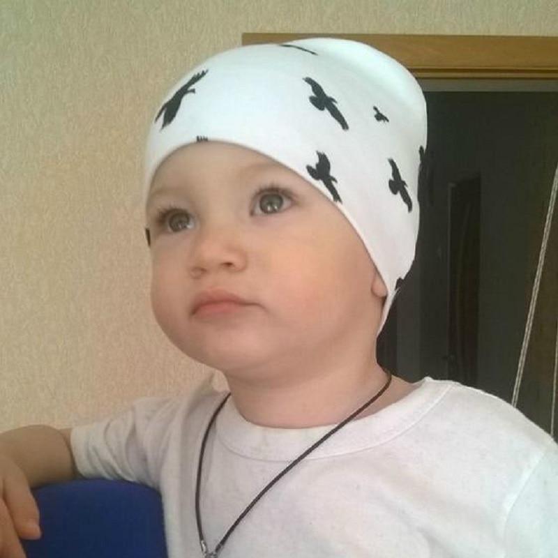 Blagovne znamke Baby Hat pletene bombažne risanke medved Batman - Oblačila za dojenčke - Fotografija 3