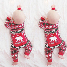 Baby Christmas Jumpsuit Outfits