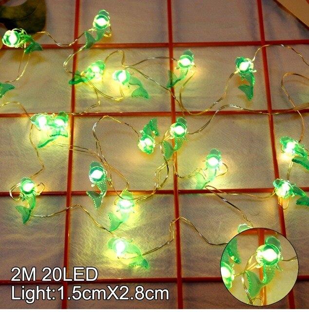 Mini 2m Mermaid LED Mermaid party plates 5c64f5cb2fb11