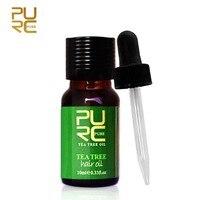 1pc PURC 10ml Compound Essential Oil Pure Natural Tea Tree Repair Hair Anti Dandruff Moisturizing Product