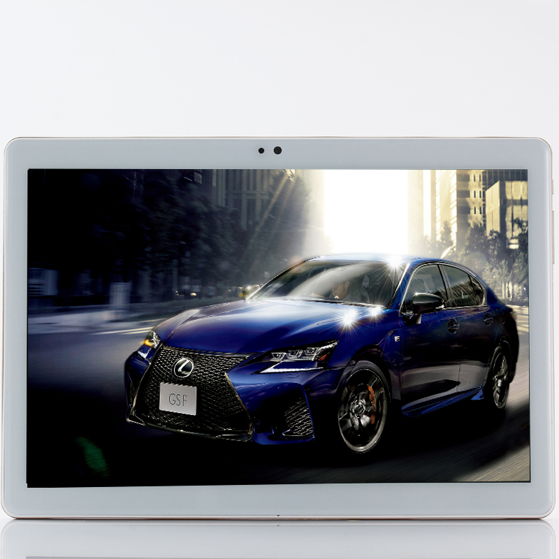 CARBAYTA 10.1 Inch S119 Android 7.0 Tablet Octa Core Ram 4GB Rom 32GB 64GB 5.0MP Rear Camera IPS WiFi GPS Dual Camera Tablet