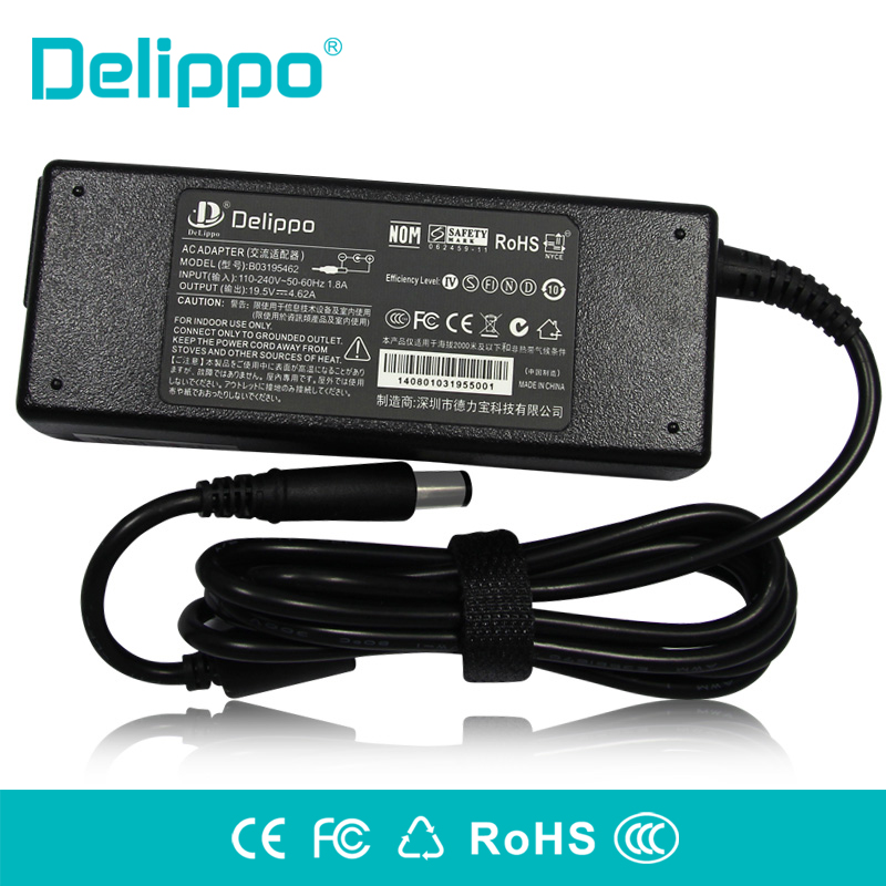 Original DELL Inspiron 15 3000 3521 3537 P28F 19.5V 4.62A 90W AC Charger Adapter