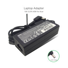 19V 2.37A 45W 5.5*1.7mm Laptop computer AC Adapter for ACER 13-Zero45N2A A045R021L ADP-45HE B PA-1450-26 Energy Provide Charger