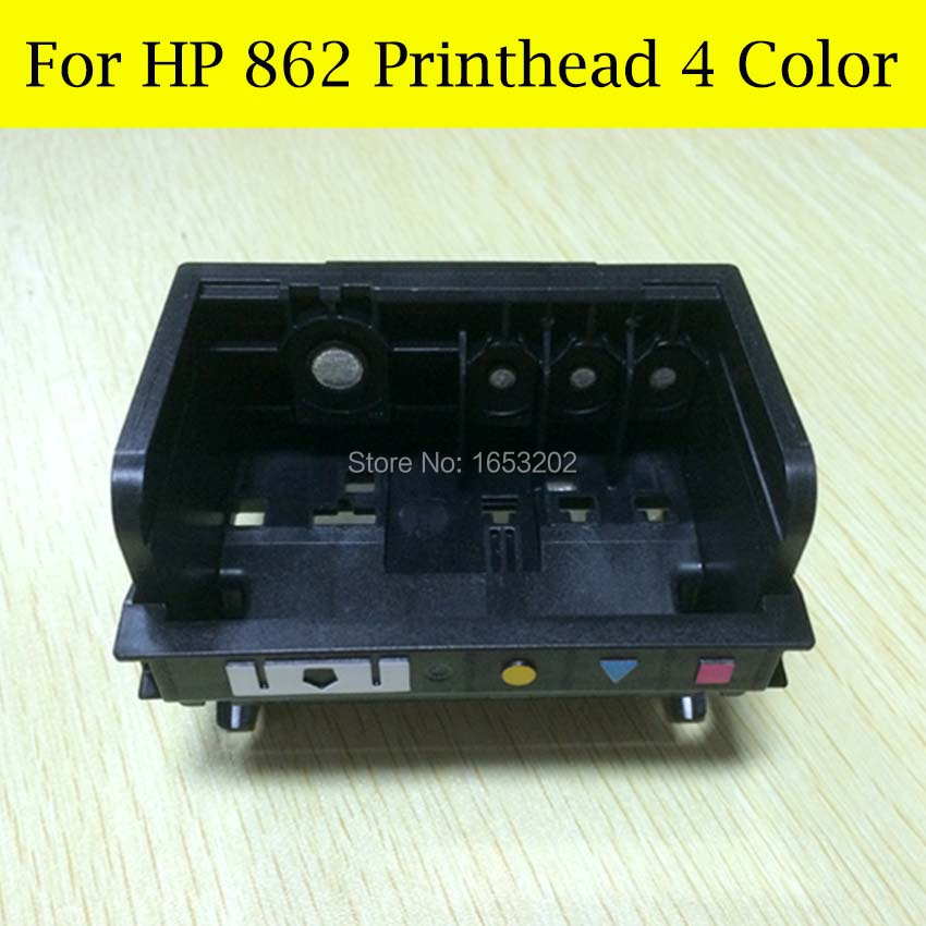 SELLING!! 4 Color For HP862 Printhead For HP 5510-B111G 6510-B211E B110A B209A B210A Printer Head For HP 862 XL 4 color hp862 printhead for hp photosmart plus b110a b209a b210a print head for hp 862