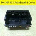 VENDA!! 4 Cor Para HP862 5510-B111G 6510-B211E do Cabeçote de Impressão Para HP B110A B209A B210A Impressora de Cabeça de impressão Para HP 862