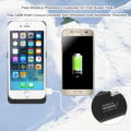 10pcs/lot Power Bank Case Cover For iPhone 6 Plus/6s Plus 18000mAh Portable Backup Battery Charger