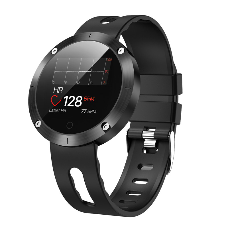 Hiwego Bluetooth Smartwatch Heart Rate Wristband With Blood Pressure Monitor Fitness Tracker Sports Band Smart Watch DM58 PulseHiwego Bluetooth Smartwatch Heart Rate Wristband With Blood Pressure Monitor Fitness Tracker Sports Band Smart Watch DM58 Pulse