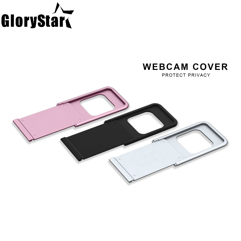 New Webcam Cover Ultra Thin Webcam Camera Shield Protector Web Cam Cover Slider For Computer Phone Tablet