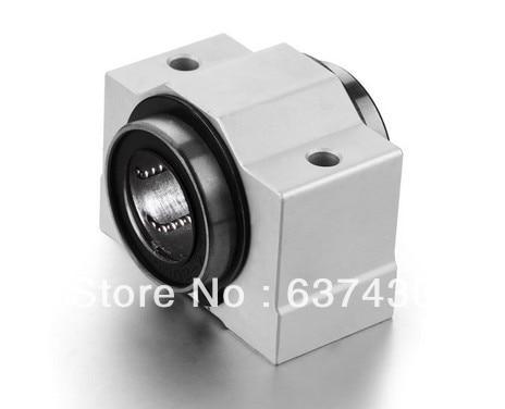 2pcs 50mm SC50VUU Router Motion XYZ Slide Block Unit SC Series Router Motion bearings