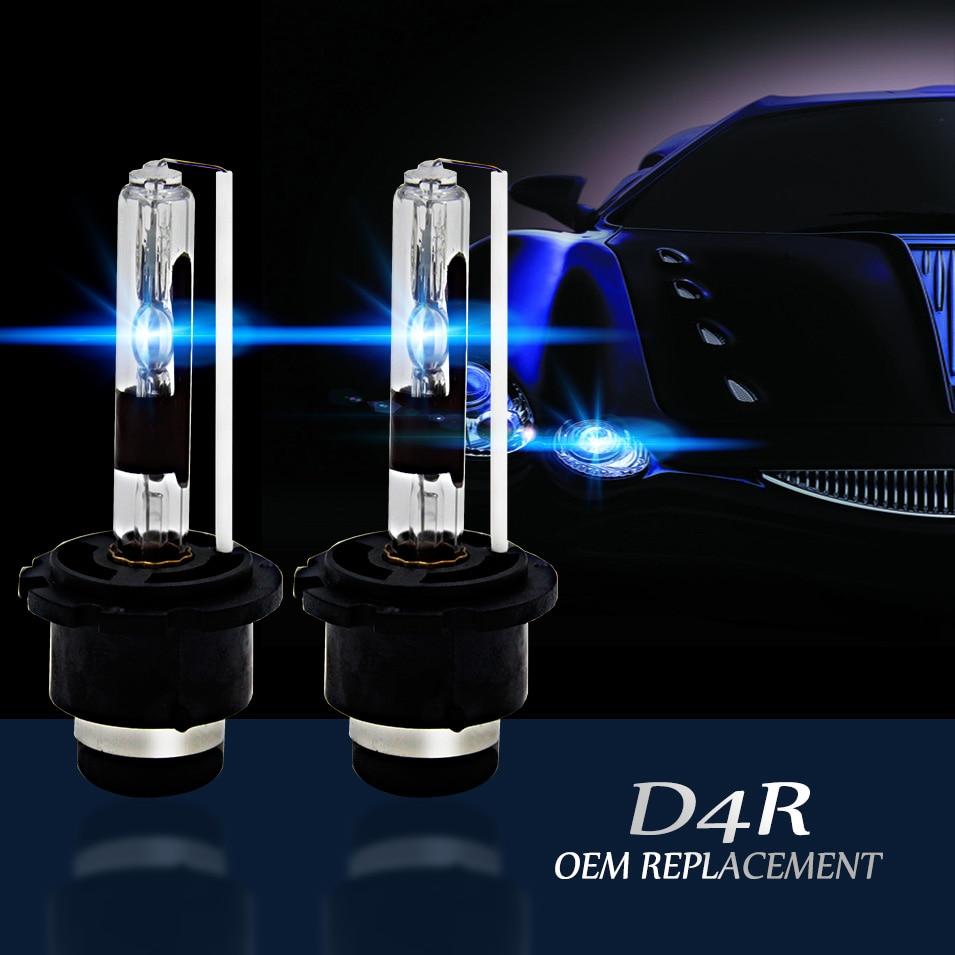 Car D4R HID Bulb HID Xenon Headlight Bulb Car Headlamp Light 4300K 5000K 6000K 8000K 10000K