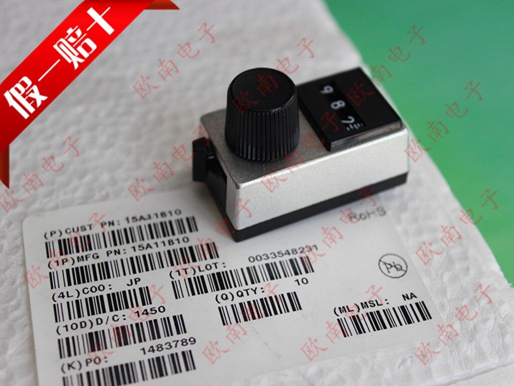[VK] grande-bretagne importé Spectrol 15A11B10 compteur bouton avec 534 7276 7286 potentiomètre chapeau commutateur