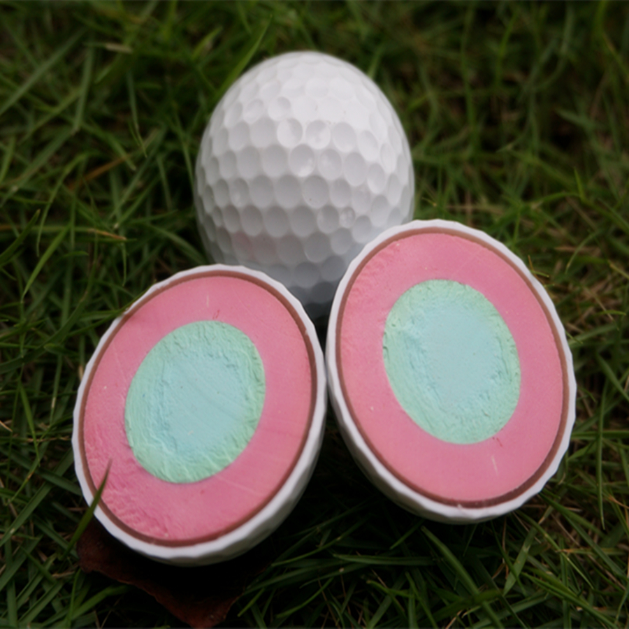 Tour Quality 4 Layer Urethane Golf Balls With Ultra Soft Feeling