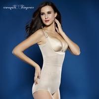 משלוח חינם בתוספת גודל נשים מגנטי מעצב הלבשה תחתונה סקסי S-6XL Shapewear מחוך הרזיה בגד גוף צבעי גרר
