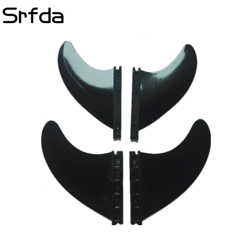 srfda 7set /Lot High quality surfboard For FUTURE box nylon+30%GF material size 2pcs F4.37 + 2PCS-X350 quad fins 2pcs lot ncp81101bmntxg ncp81101b 81101b