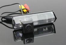 HD Car Rear View Parking Camera For Mitsubishi Pajero Sport / Pajero Dark 2008-2015 With Parking Line Waterproof night vision