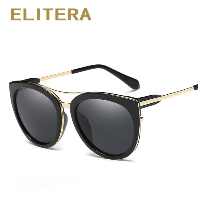 ELITERA New Fashion Sunglasses Women Brand Designer Classic Sexy Ladies Sun Glasses Vintage gafas oculos de sol feminino