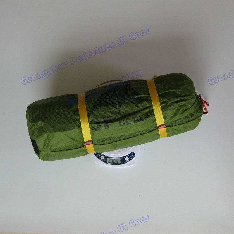 15D Silnylon Ultralight 3F Gear Tunnel professional big size 3 seasons 2 layer c&ing tent with 7075 aluminium pole-in Tents from Sports u0026 Entertainment on ... : silnylon tent - memphite.com