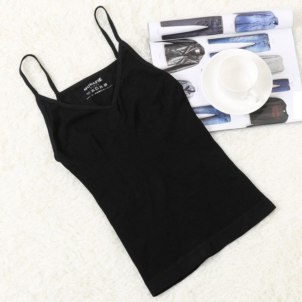 2020 New Hot Summer Women Lady Elastic Slim Sleeveless Tummy Control Vest Dress Skirt Slip Underbust Shapewear Body Shaper