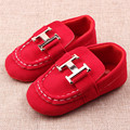 Autumn 2015 baby toddler first walkers soft sole prewalker  doug shoes newborn boys girls antislip bebe sapatos age 1662 gommino