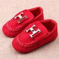 Outono 2015 da criança do bebê primeira walkers suave sole prewalker sapatos doug meninos recém-nascidos meninas antiderrapante bebe sapatos idade 1662 gommino