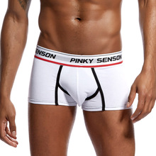 DEWVKV 2019 New Summer Sexy Men Underwears Modal Panties Solid Boxer Comfortable Mens Flexible Shorts Boxes ZHQ