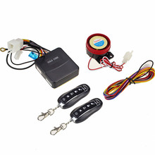 Kick scooter 1 way moto alarm auto  Anti-theft Security Remote Control Engine Star for honda kawasaki suzuki yamaha 125dB