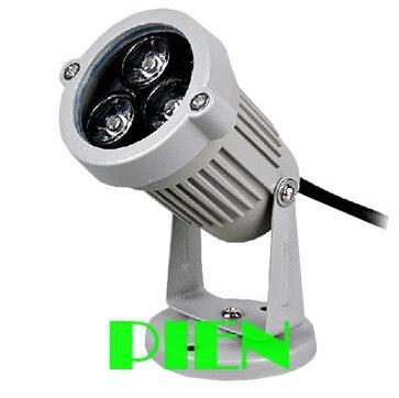 Waterproof ip65 3w led flood light spot lighting white - Spot led ip65 12v ...