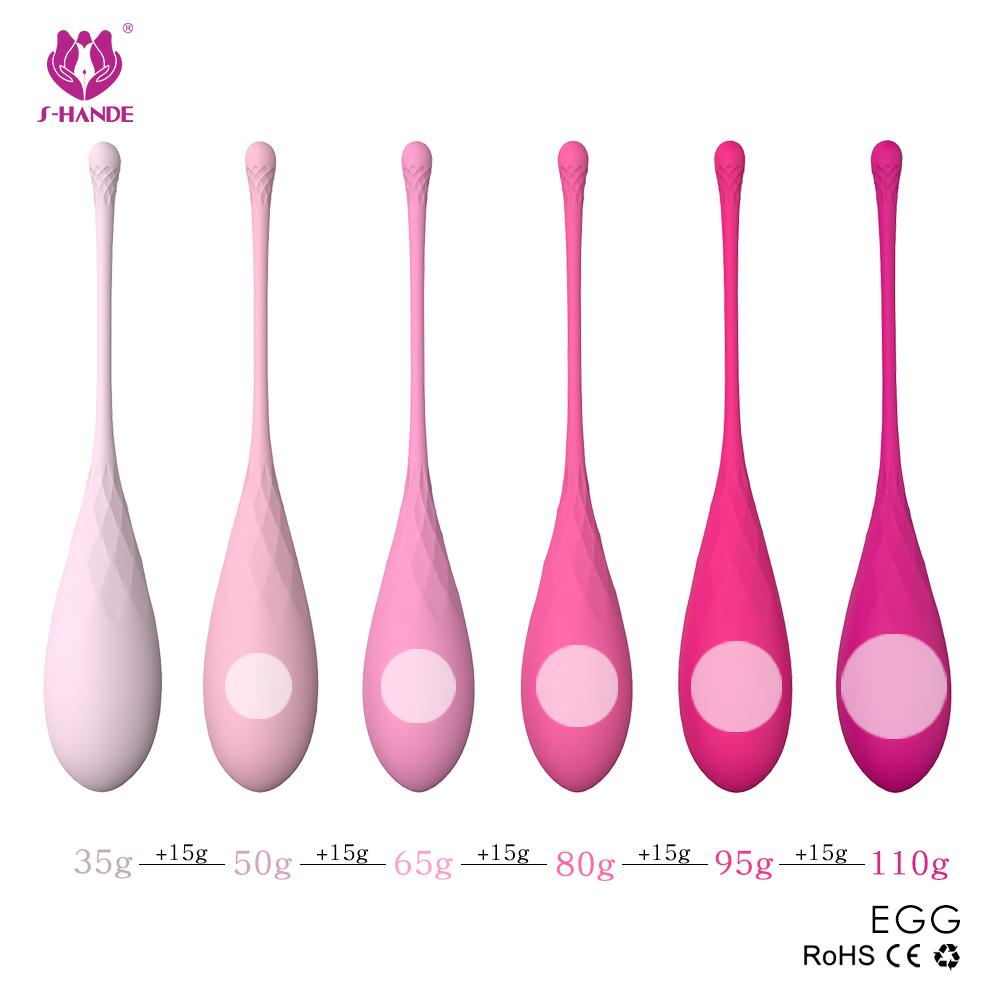 Aliexpresscom Acquista nuovo 6Pcsset Smart Kegel Ball vaginale-7741