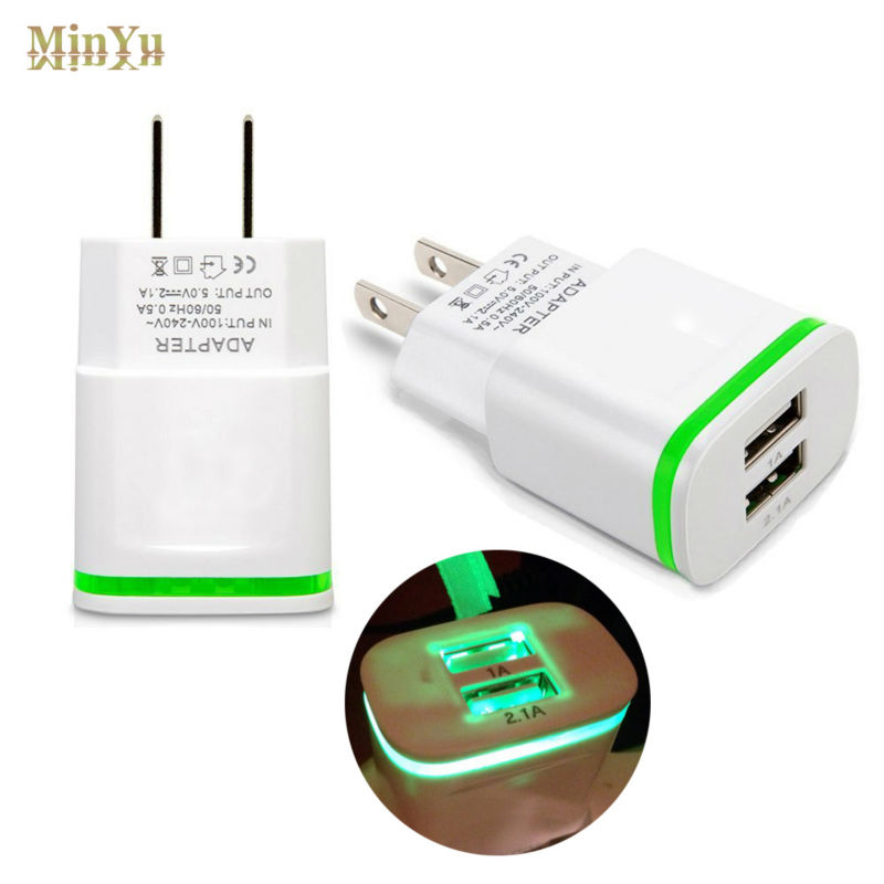 EU/US Plug Dual USB Wall Charger Adapter for UMI Plus, Super, Max, Iron Pro, Hammer S Travel Charger & Type C Charging Cable