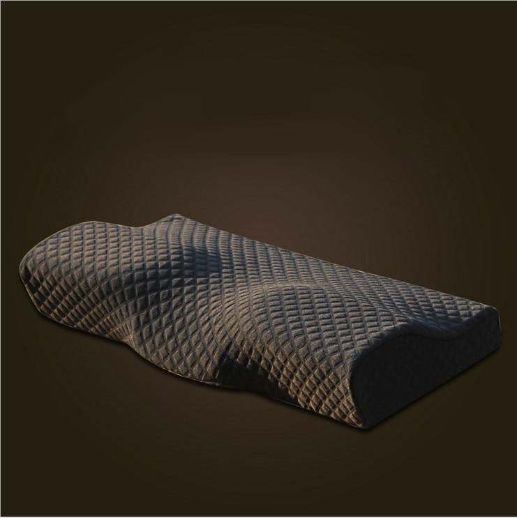 2018 Ortopedické latexové magnetické 50 * 30CM krk polštář - Bytový textil