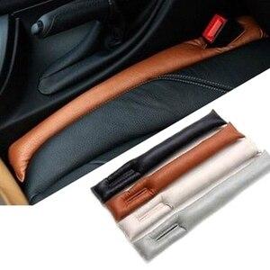 1Pcs PU Leather Car Seat Gap S