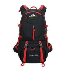 Походный рюкзак 50л рюкзаки непромокаемый рюкзак мужской Открытый походный рюкзак спортивные сумки Дорожная сумка женские большие спортивные сумки