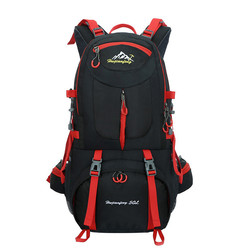 Hiking Backpack 50L Rucksacks Waterproof Backpack Men Outdoor Camping Backpack Gym Bags Travel Bag Women Large Sport Bags