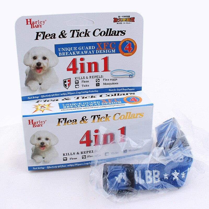 Llegó el nuevo Collar para perros voluntades 4in1 de pulgas pulgas y garrapatas