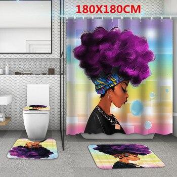 Set de baño cortinas con medidas