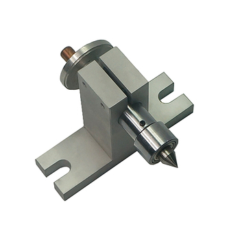 MT2 54mm Center Height Tailstock use for 65mm Chuck 4th Axis CNC machine drilling and milling Machine 2