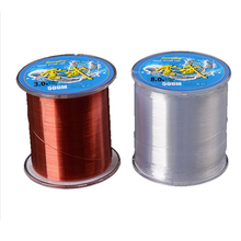 500 Meters Full Submerged Solid Lures Fishing Line Sea Fishing Rod Main Line and Auxiliary Tied Line