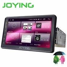 """JOYING 2 GB + 32 GB Android 6.0 Universal Individual 1 DIN 7 """"Unidad Principal de Radio Estéreo del coche Quad Core Soporte PIP Volante Cámara"""