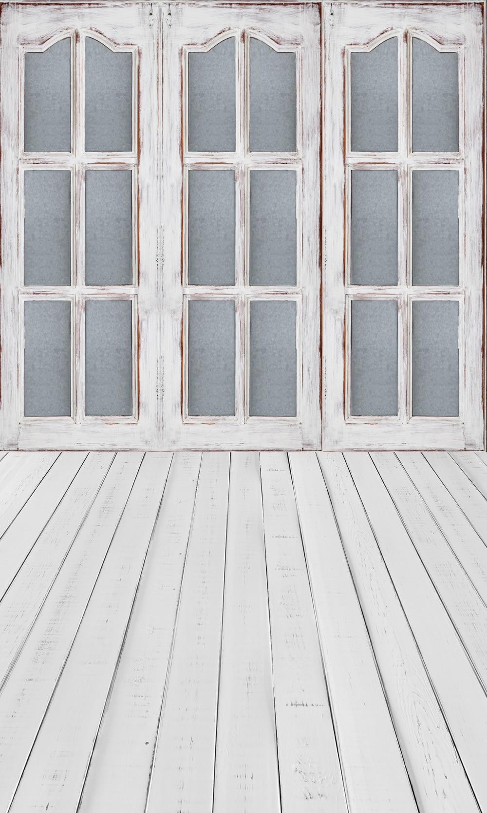 HUAYI 3x6m seamless wood floor Backdrop photography backdrops photo background vinyl backdrop wood door XT-6402