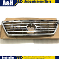 1 шт. хромированный ABS рефит передняя решетка радиатора гриль для Lexus LX470 CYGNUS 2003-2005