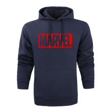 2018 Punisher Letter Brand Sweatshirts Men High Quality MARVEL letter printing fashion mens hoodies Casual male coats
