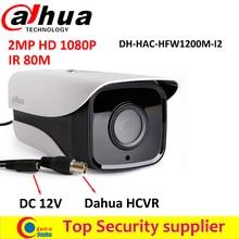 "Dahua HDCVI HAC-HFW1200M-I2 1080 P ИК 80 м IP67 пуля камеры 1/2. 7 ""2 CMOS камеры безопасности"