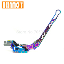 100% Aluminum  Racing Parking Emergency Brake Lever Super quality Hydraulic Handbrake E-brake